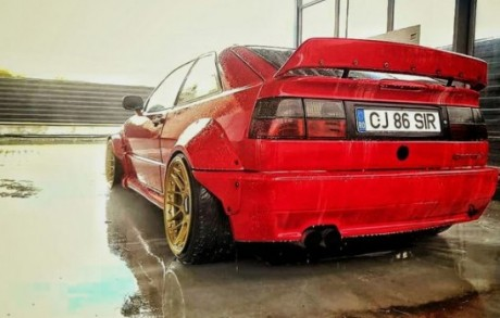 Volkswagen Corrado body kit 02