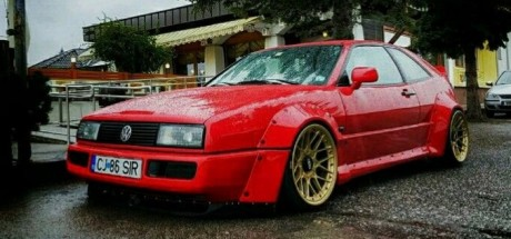 Volkswagen Corrado body kit 03